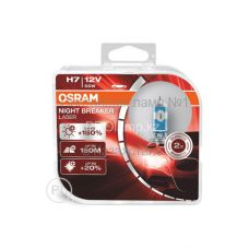 Лампа головного света для автомобиля Osram 64210NL NIGHT BREAKER LASER H7