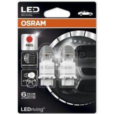 Габаритные огни Osram 3557R-02B premium S8W красный