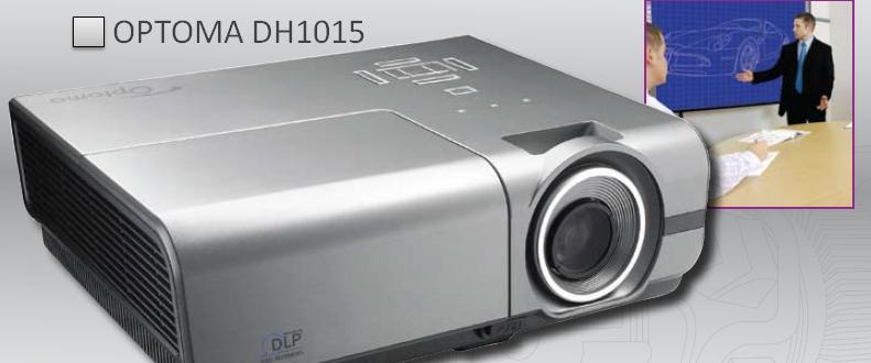 Проектор Optoma DH1015