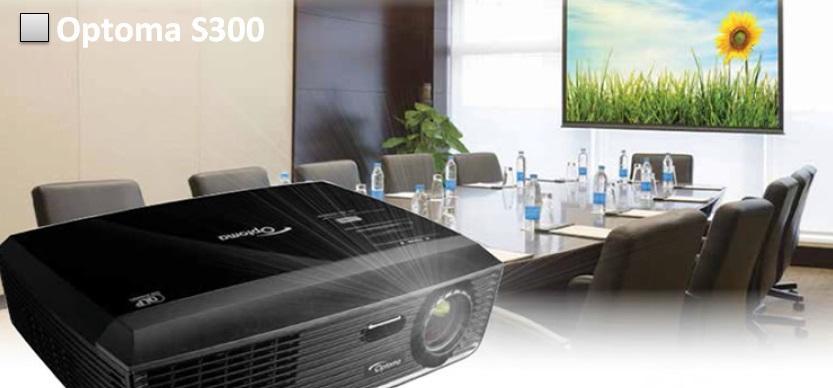 Optoma S300 Изображение большого размера