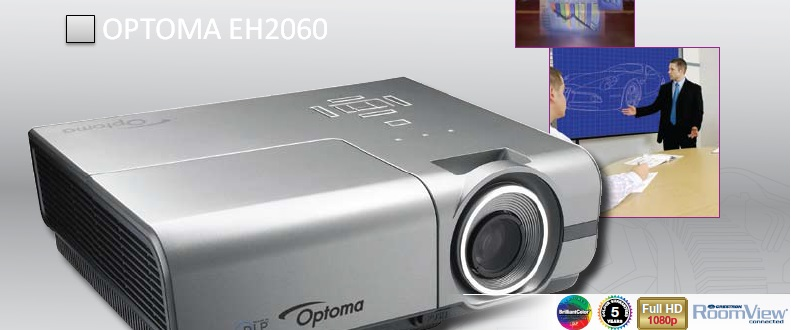 Проектор Optoma ProScene EH2060