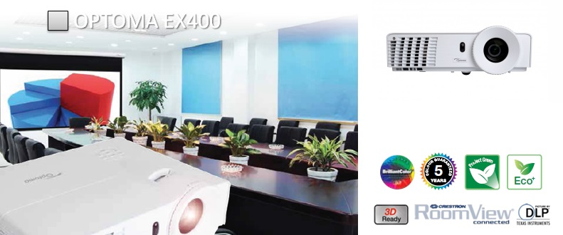 Проектор Optoma EX400