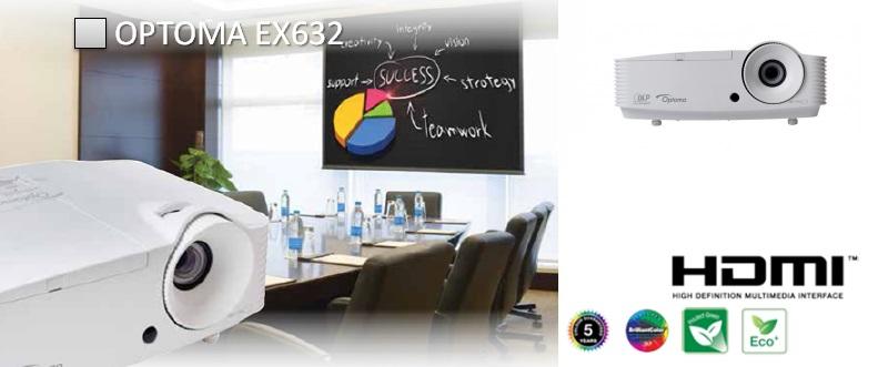 Проектор Optoma EX632